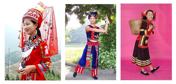 壮族传统花纹图案